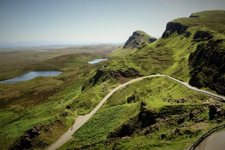Scottish highlands copywriting SEO blog copy valencia